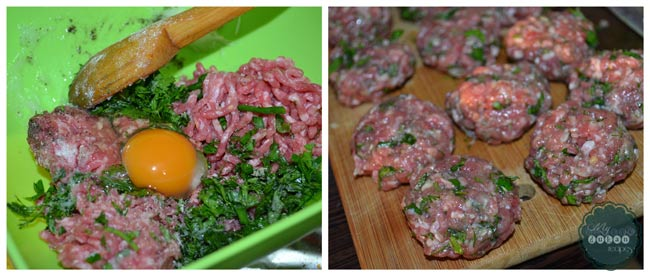 Beef Meatballs With Konjac Rice Dukan Diet Recipes